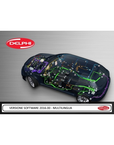 DELPHI CARS AND TRUCKS 2016.00 COMPLETE ENG SN.100251