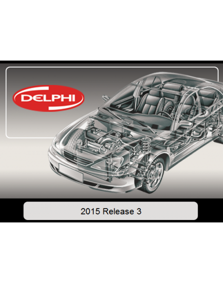 DELPHI CARS AND TRUCKS 2015.R3 PROGRAMMA COMPLETO