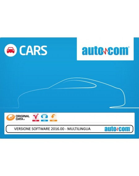AUTOCOM CARS AND TRUCKS 2016.00 COMPLETO SN.100251
