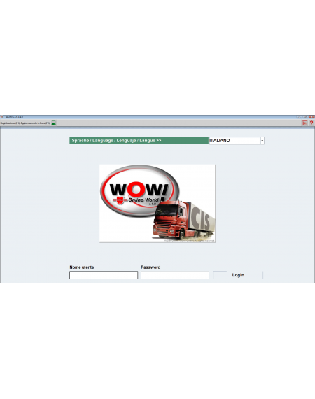 WOW WURTH CIS 1.9.0 MULTILANGUAGE HEAVY DUTY