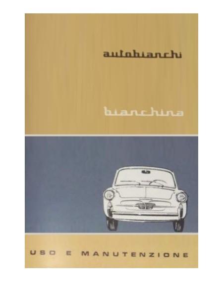 Autobianchi Bianchina - manuale uso e manutenzione